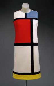 yves saint laurent, 1965-66