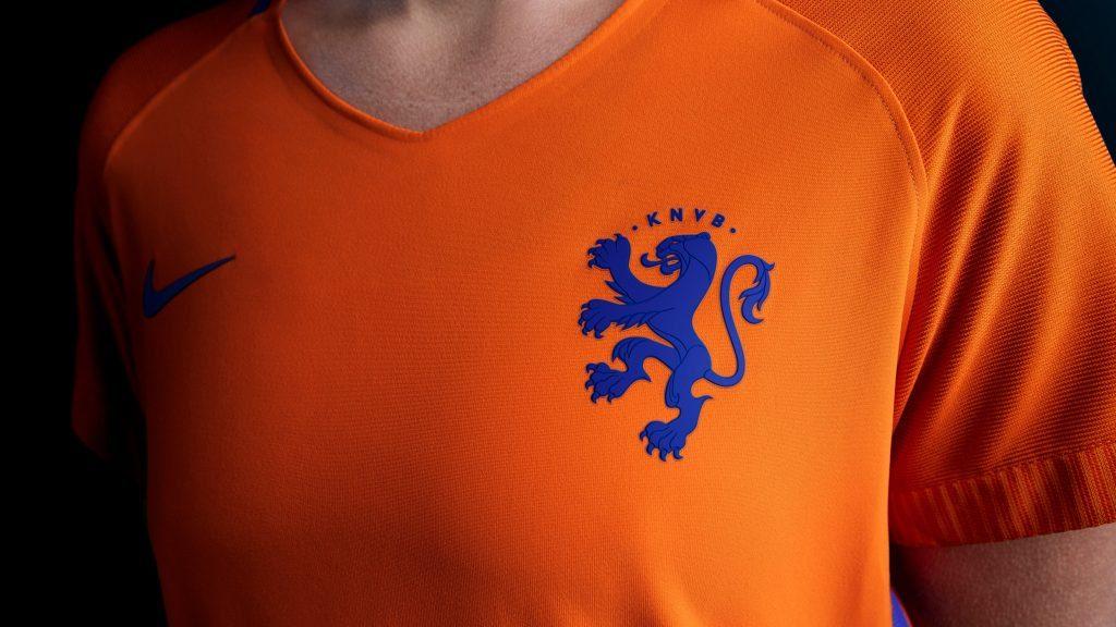 Oranje Leeuwinnen logo