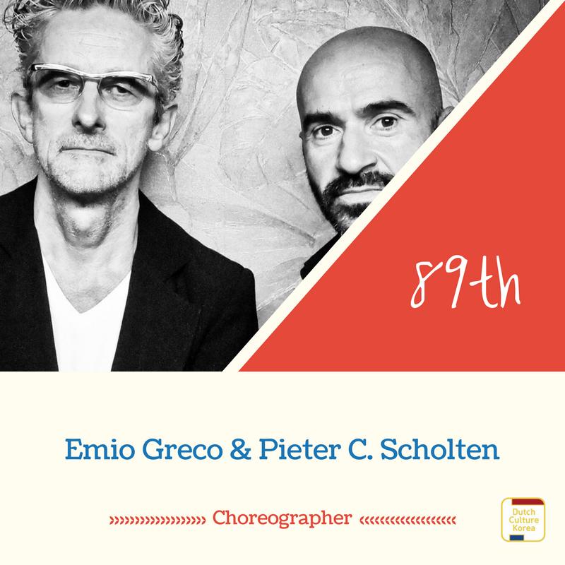Emio Greco & Pieter