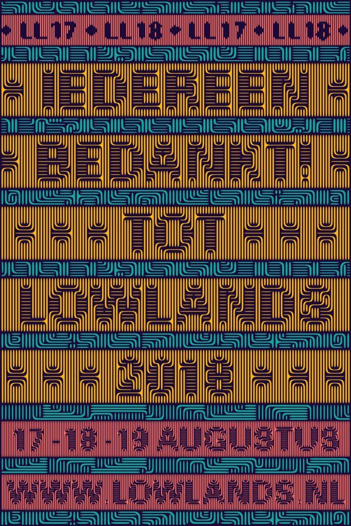 Hansje van Halem lowland festival