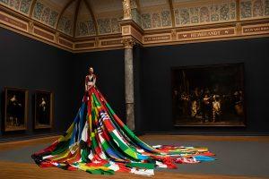 Amsterdam Rainbow Dress