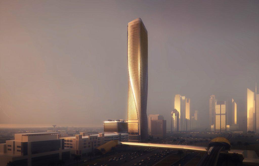 wasl tower Dubai