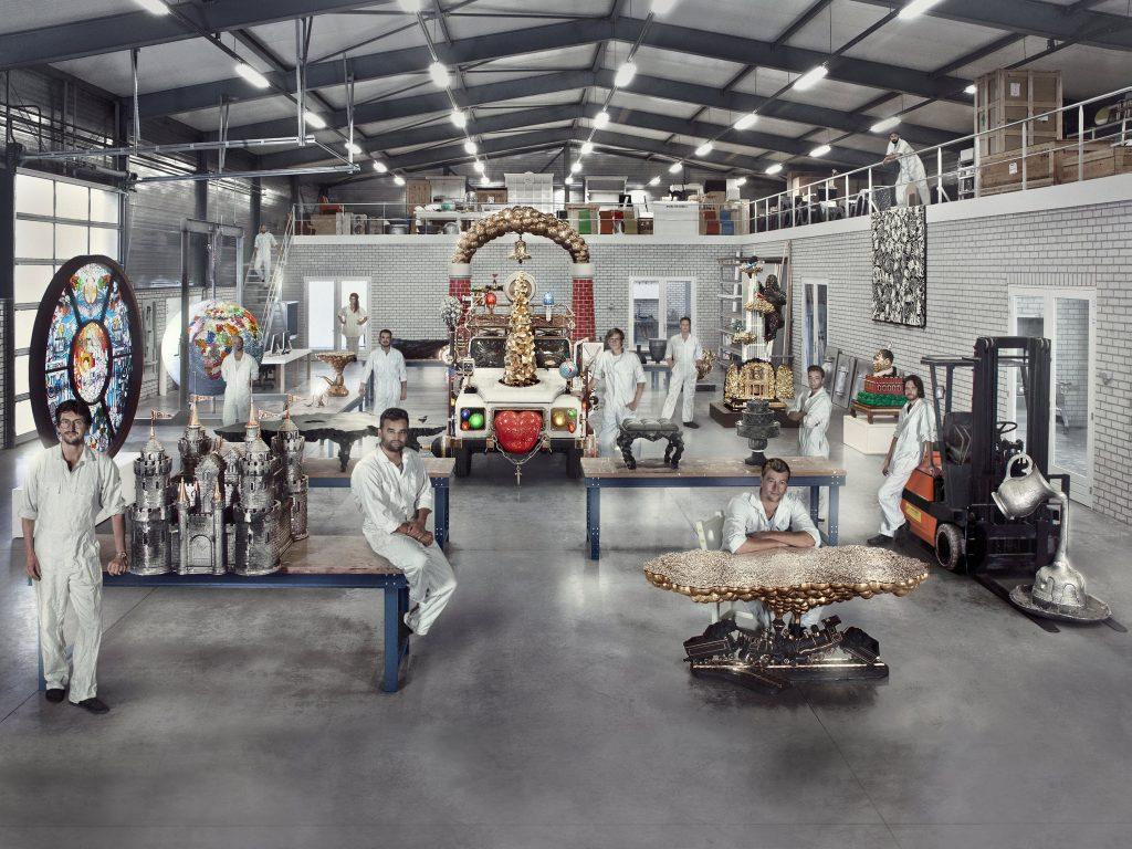 Studio Job Atelier